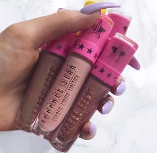SALE❗️Jeffree Star Velour Liquid Lipstick & Lip Ammunition