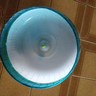 Chinchilla running wheel