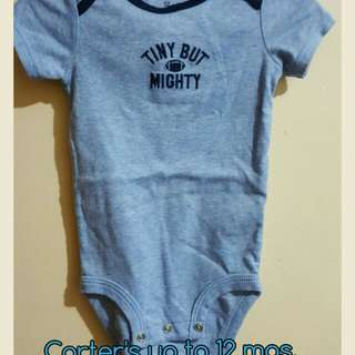 Carter's onesies for baby