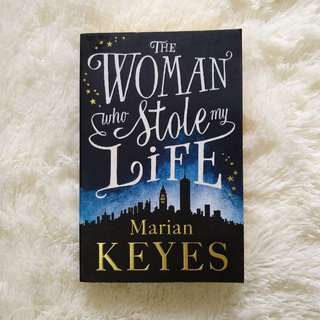 USED BOOK The Woman Who Stole My Life
