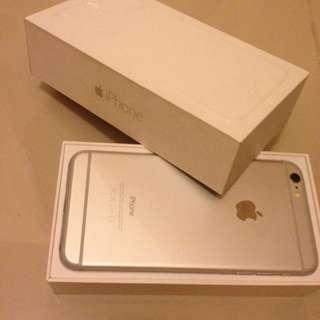 Iphone 6 Plus Silver