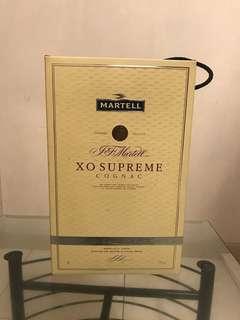 MARTELL XO SUPREME COGNAC (3L), 全新未開封