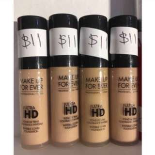 ✨FLASH SALE MAKEUP FOREVER ULTRA HD INVISIBLE COVERAGE FOUNDATION