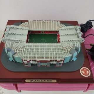 Old Trafford The Centenary Special Edition Stadium with Light