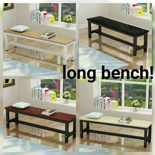 Bench! Long stool 55% OFFER!