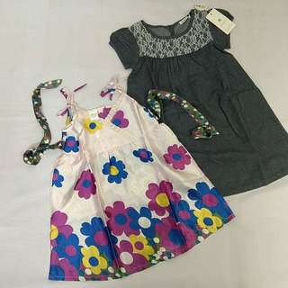 [OFFER] BN Girl Dress 2 for $18