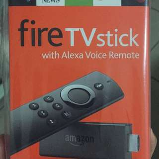 Fire tv stick latest model