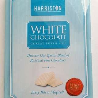 Harriston White chocolate