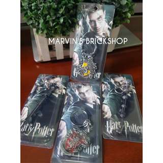 For Sale Harry Potter Limited Edition Keychains Set. No.2 Bundle of 4