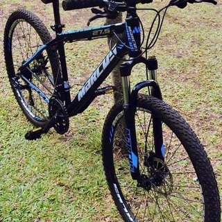 Marcus moutain bike