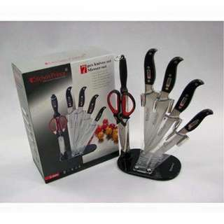 Kitchenprince 7 pcs knives set