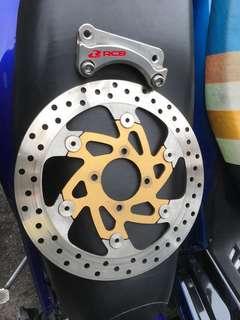 125z disc brake used on spark/x1r