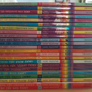 Books - Rainbow Magic, 23 titles *preloved, in good to excellent condition*