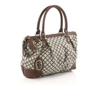 Gucci top handle bag women's handbag