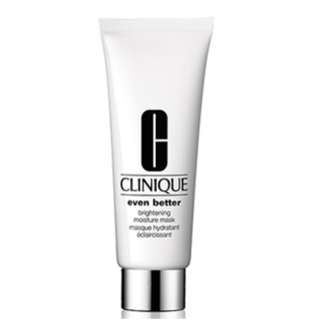 Clinique Even Better Brightening Moisture Mask RRP$52