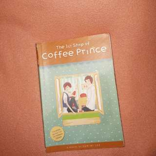 My Coffee Prince by Sun-Mi Lee