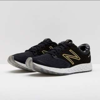 New Balance Black/Gold Zante3 NYC