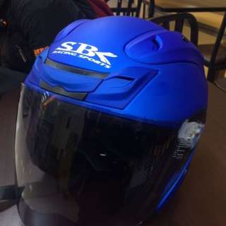 SBK安全帽