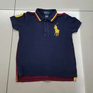 Ralph Lauren Polo Shirt (5years)