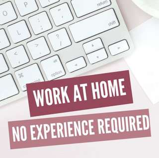 Work from home, be your own boss!