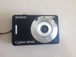 Sony Cybershot DSC-W5