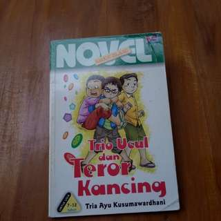 Novel anak