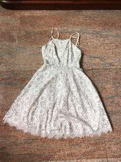 TOPAZATTE Premium Lace Dress