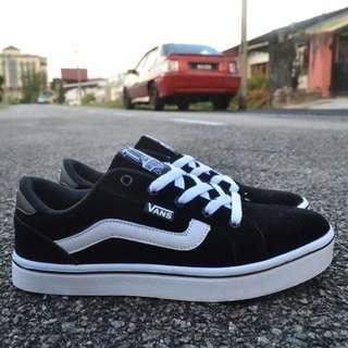 Vans Oldskool TNT Black White