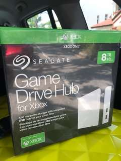 Seagate Game Drive Hub for Xbox One 8TB