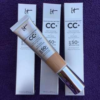 IT Cosmetics CC+ Cream MEDIUM