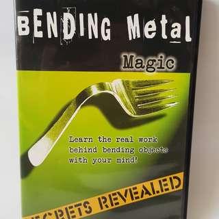 Bending Metal Magic DVD