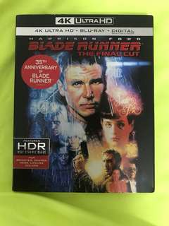 Blade Runner 4K Ultra HD + Blu-ray + Digital Code