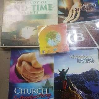 CHC bible study books