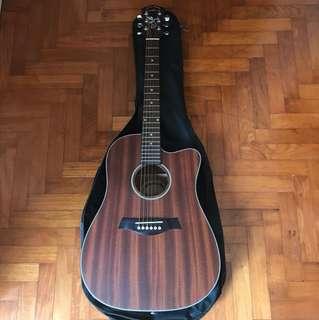 Jack & Danny Guitar CDG-1M 3/4