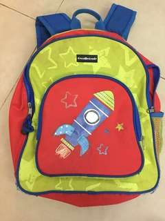 Used Crocodile Creek Kids Bag. Cond 7/10