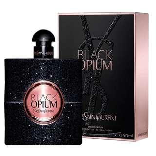 YSL beauty black opium ed de parfum (90ml)