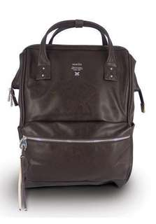 Anello backpack PU leather- Premium large