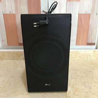 LG Wireless Subwoofer - SPJ8B-W