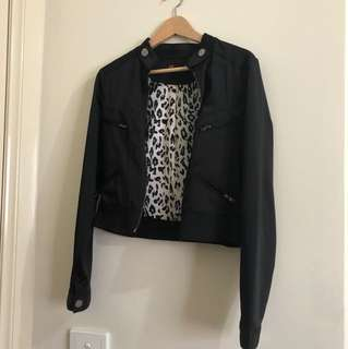 Dotti Black jacket size 10