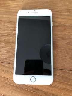 iPhone 7+ / 7plus 銀色 silver 128GB