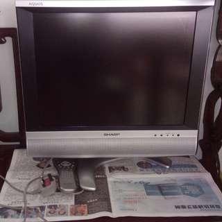 Sharp Aquos LC20S5H LCD TV