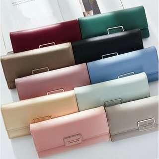 Korean Long Wallet 2