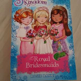 Secret Kingdom (Royal Bridesmaids)