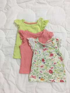 Mothercare Baby Top (girl's)