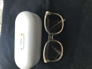 Chloe Sunglasses with original case
