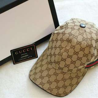 Brand new! Authentic Gucci Cap