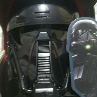 STAR WARS ROGUE ONE-Imperial Death Trooper Mask