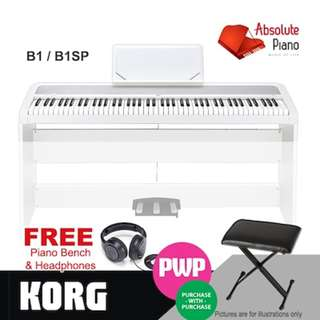 KORG Digital Piano  B1SP