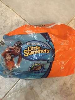 Huggies swimming diaper