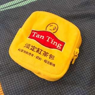 🚚 零錢包 收納包 淡定紅茶包😆